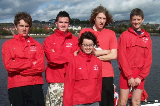 Conor with hair City-of-Derry-2007