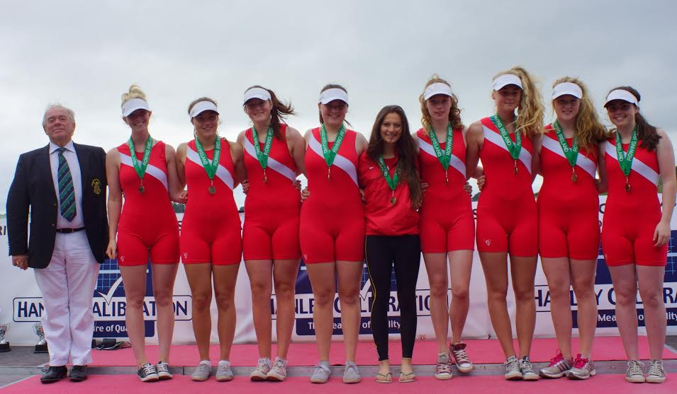 bann-ladies-junior-8-bronze-medal-winners-july-2014