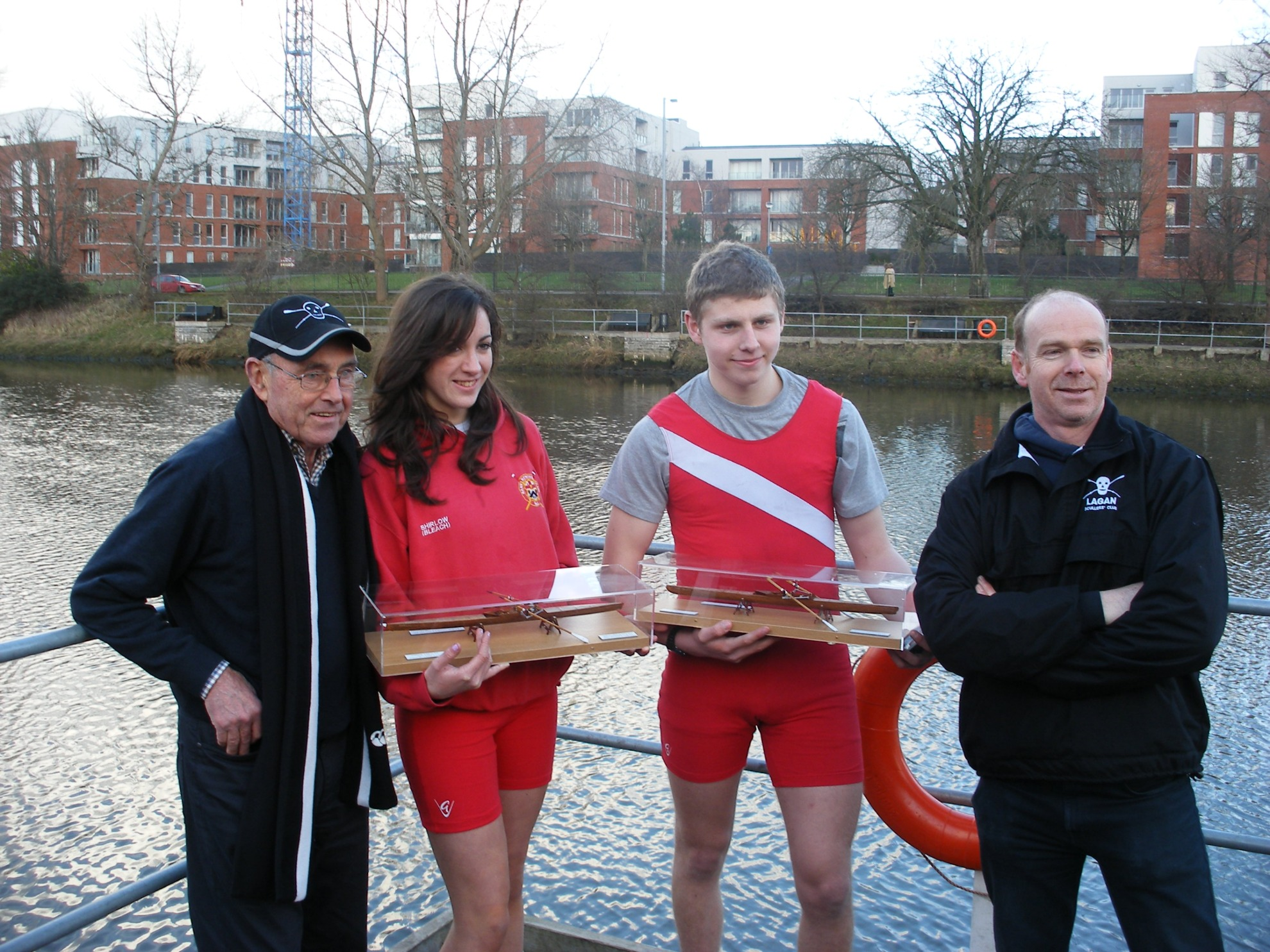 fastest-scullers-at-lagan-scullers-2011-with-amazing-trophies