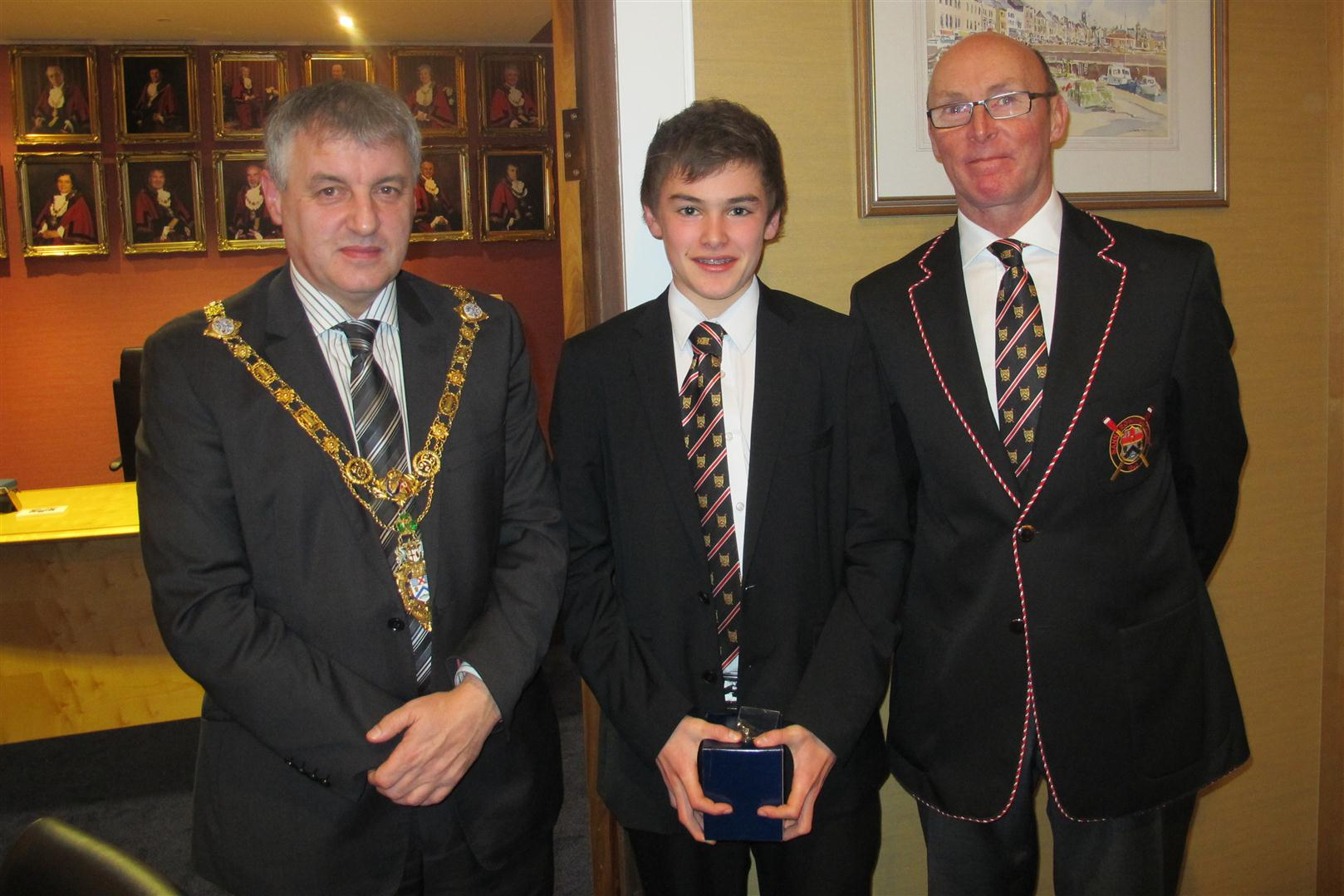 The Mayor, Club Captain and Jack